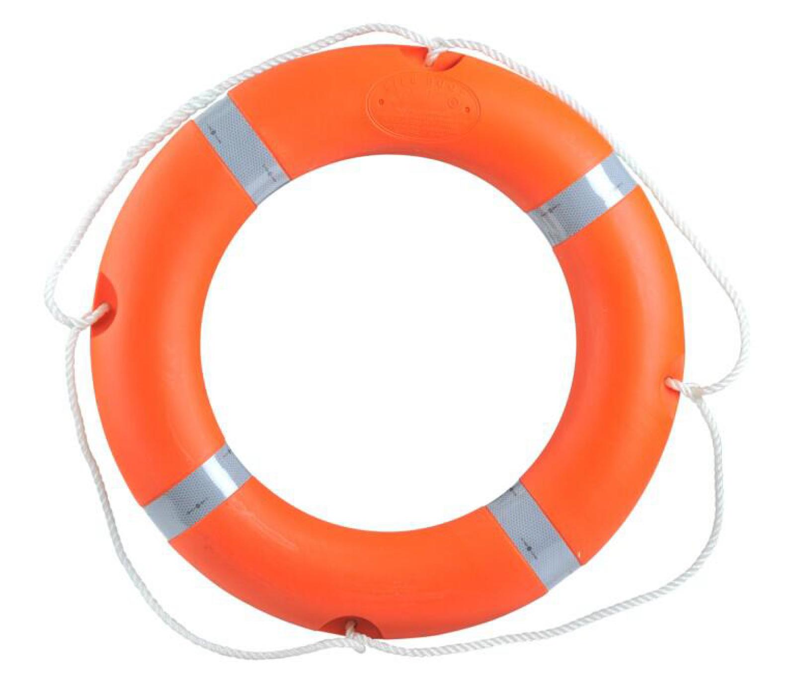 Orange Life Ring