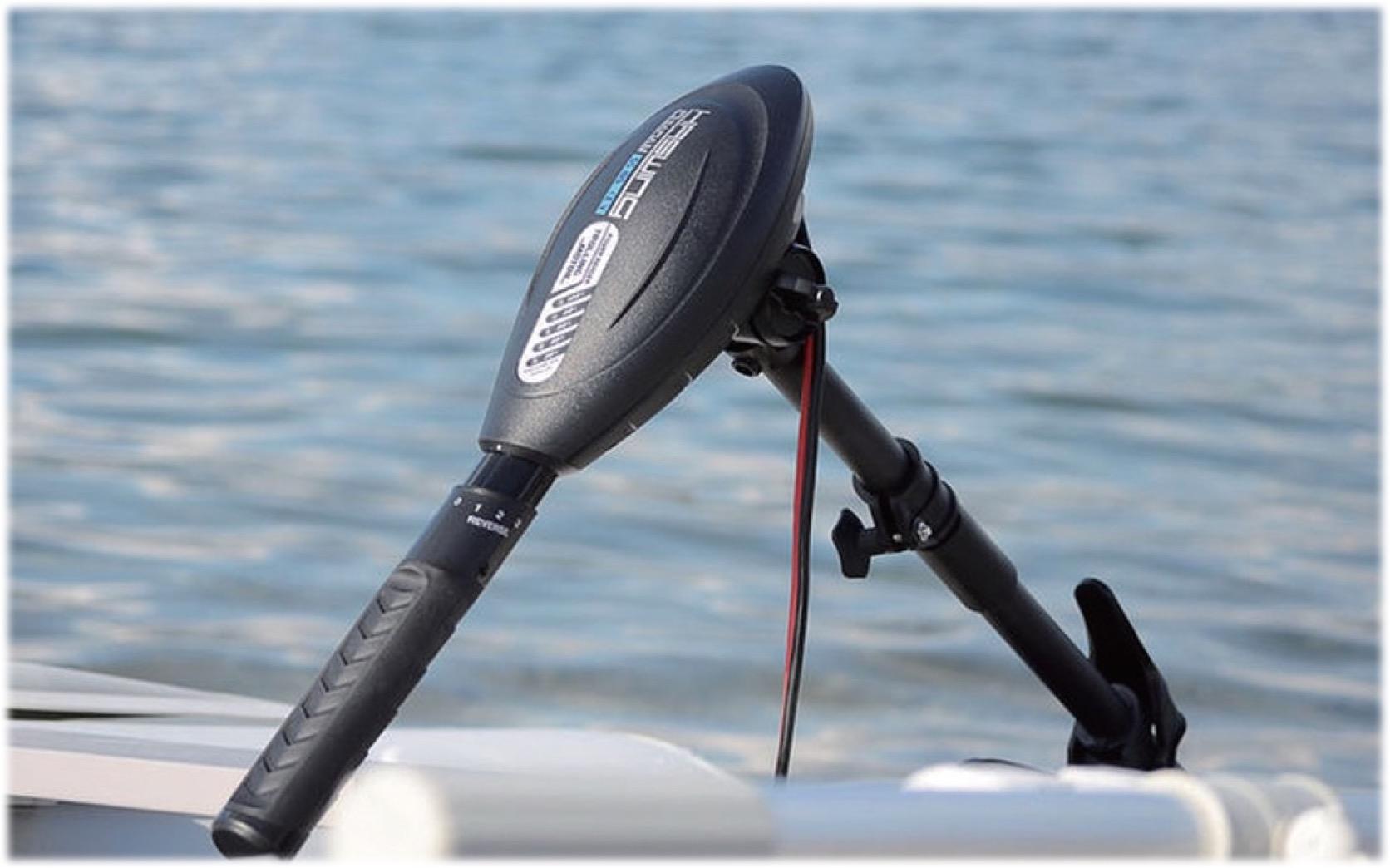 HASWING Osapian30 Electric Outboard Trolling Motor Fishing Boat Dinghy RIB