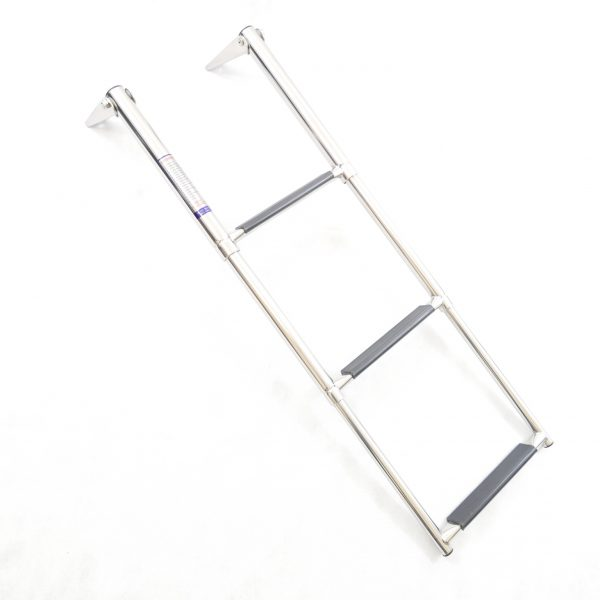 Telescopic Boarding ladder for Boats