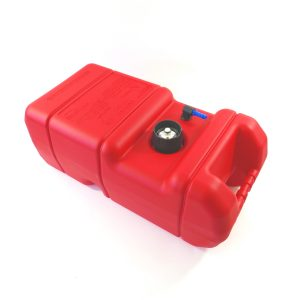 6 Gallon fuel tank with barb connector