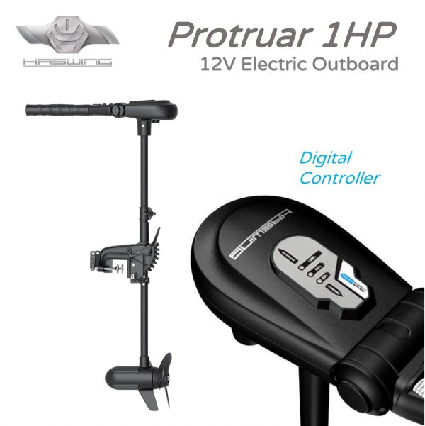 Protruar 1HP EO Electric Outboard