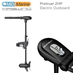 Protruar 2HP EO Electric Outboard