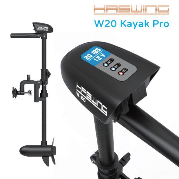 HASWING W20 Kayak Pro Trolling Motor