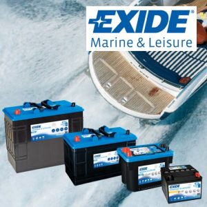 Exide Marine & Leisure Battery