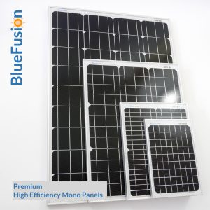 BlueFusion Mono Solar Panel