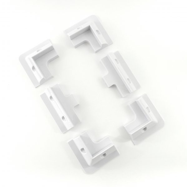 Set of 6 solar panel bracket