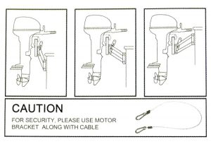 Outboard Safety Cable Instruction
