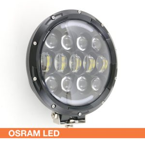 105W LED Rally HGV Off-Road Auxiliary Headlight
