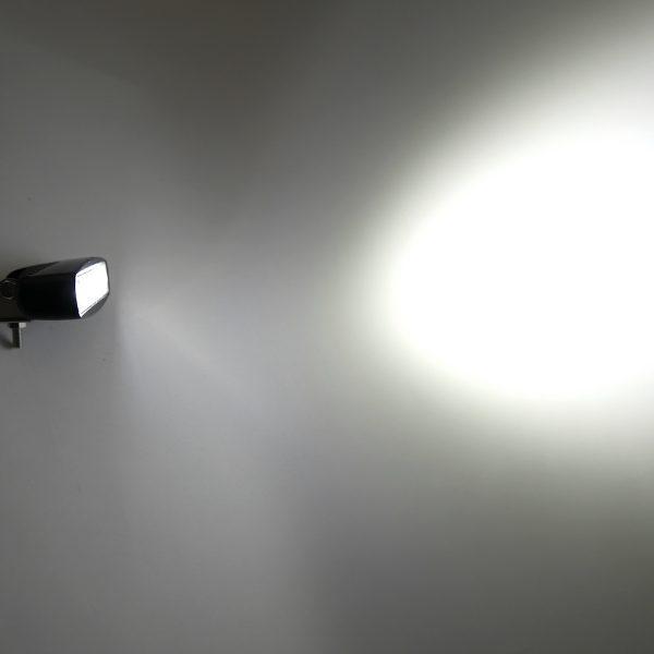 MD1283 15W Worklight Beam Test