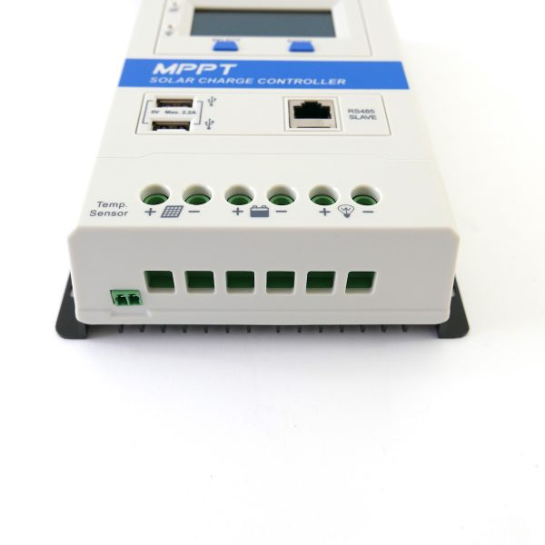 EPEVER TRIRON MPPT Controller Connections