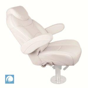 Reclining helm chair